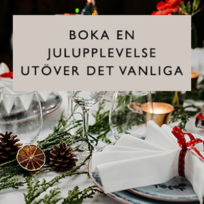 Julbord på Elite Hotel Mimer i UMEÅ | Julbordsportalen.se