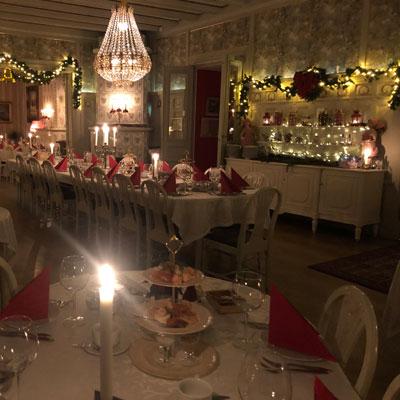 Julbord på Wedevågs Herrgård i VEDEVÅG | Julbordsportalen.se