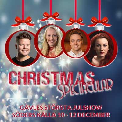 Julbord på Christmas-spectacular i GÄVLE | Julbordsportalen.se