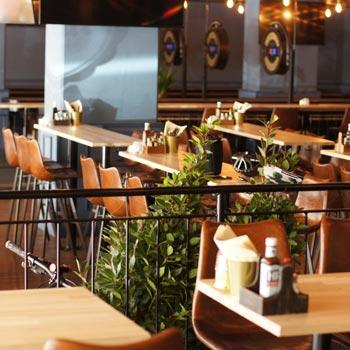 Julbord på Glenn Sportbar i FRÖLUNDA TORG | Sverigesfestlokaler.se