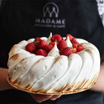 Julbord på Madame Brasseri & Café i VÄRNAMO | Cateringforetag