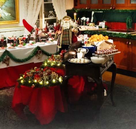 Julbord på Gröna Stugan i SUNDBYBERG | Julbordsportalen.se