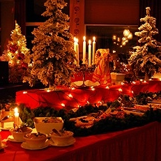 Julbord på Restaurang Hargebaden i HAMMAR | Julbordsportalen.se