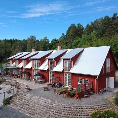 Julbord på Lustfyllt i Munkaskog i HABO | Sverigesfestlokaler.se