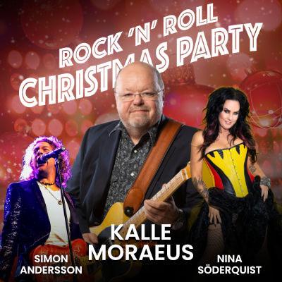 Julbord på Rock n Roll Christmas Party i LIMHAMN | Julbordsportalen.se