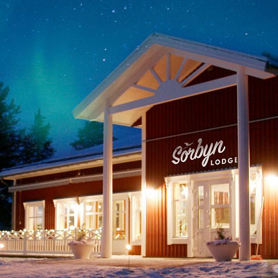 Julbord på Sörbyn Lodge i GUNNARSBYN | Julbordsportalen.se
