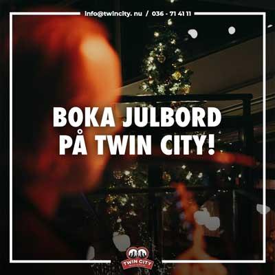 Julbord på Twin City i JÖNKÖPING | Julbordsportalen.se
